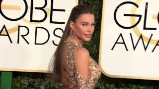 Golden Globes 2017 Red Carpet Fashion Trends