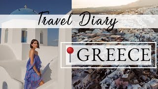 Our Family Vacation To Greece // Brittany Xavier