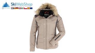 Icepeak, Cindy, ski-jas, dames, bruin