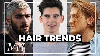 The 3 Mens Hairstyle Trends For Summer 2020