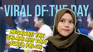 VIRAL HARI INI: Klarifikasi PDIP dan Nasdem soal Video Megawati yang Tak Tegur AHY dan Surya Paloh