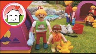 Playmobil Film Deutsch Zelten Mit Der Kita