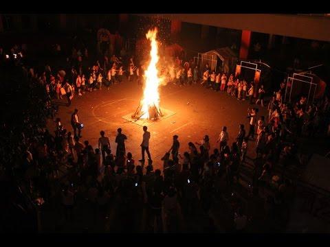 Đốt Lửa Trại - Hội trại Xuân 2017