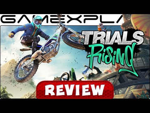 Trials Rising REVIEW (Nintendo Switch) - YouTube video thumbnail