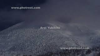 冬の八甲田山