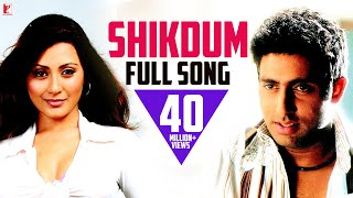 Shikdum | Full Song | Dhoom | Abhishek Bachchan   - YouTube