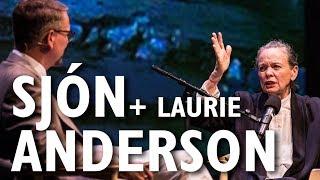 <b>Laurie Anderson</b> + Sjón  ARCTIC IMAGINATION