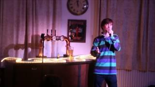 Gary Walsh at Rising Star Comedy Club