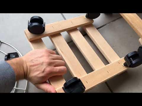 Pflanzenroller Test ✅ Mein Balkon Garten 2018 🌞
