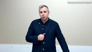 Wojciech Sumliński - 10.12.2016r. 'Oficer', 'Niebezpieczne związki Andrzeja Leppera'.