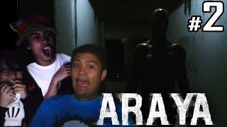 PEENOISE Play ARAYA : Thai Horror game | Part 2 (Chapter 3)
