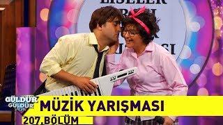 Güldür Güldür Show 207.Bölüm - Müzik Yarışması