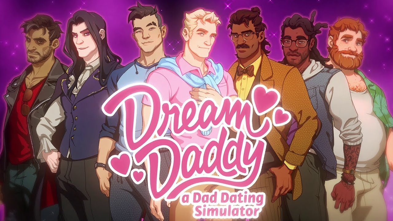 gay dating sims