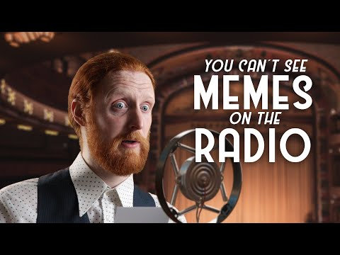 Memes v rádiu
