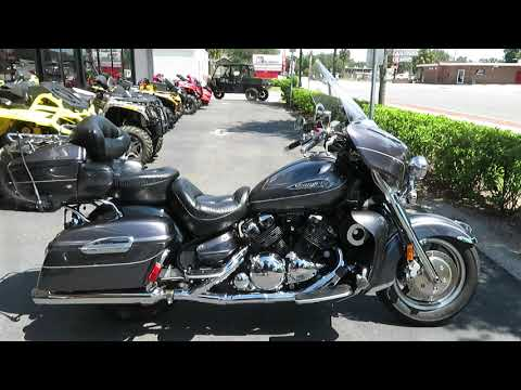 2008 Yamaha Royal Star® Venture in Sanford, Florida - Video 1