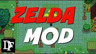 Zelda Mod show by DangerouslyFunny