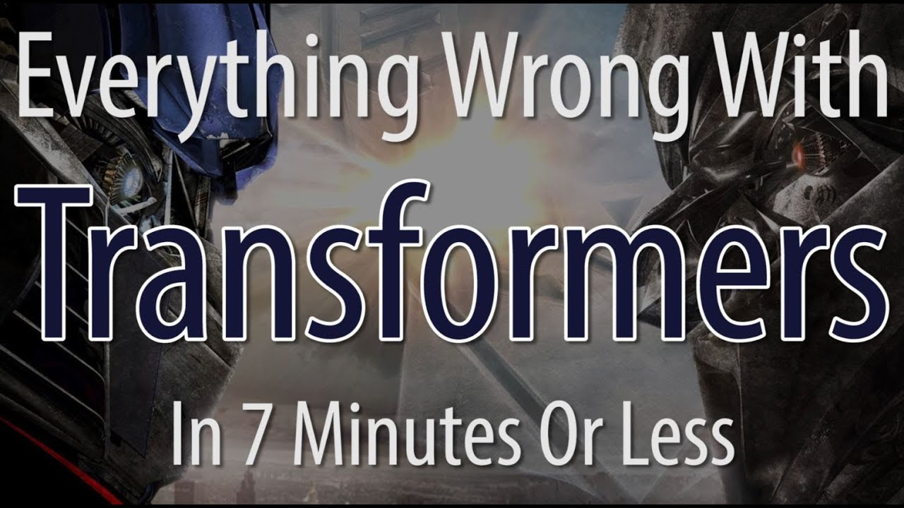 Here's Everything Wrong With Transformers