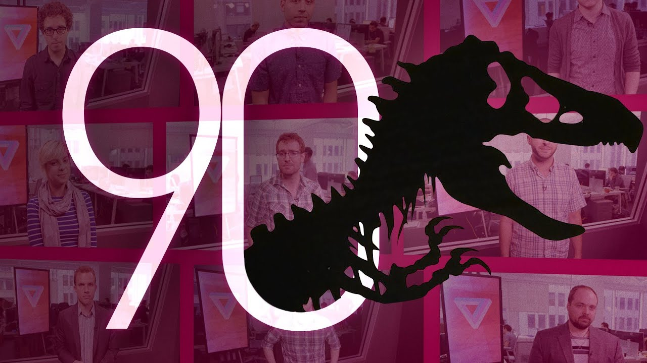 90 Seconds on The Verge: Wednesday, September 11th, 2013 thumbnail