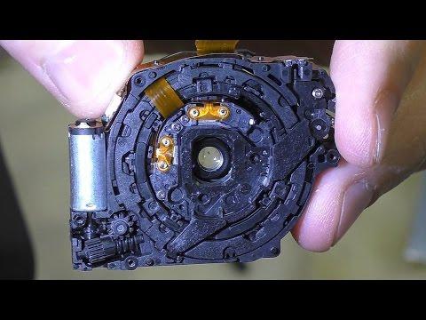 Не включается / Не выдвигается объектив. Фотокамера Sony DSC-W510. РЕМОНТ