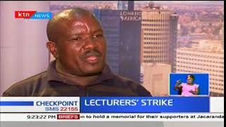Lecturers' Strike:Dons skeptical of Government's offer