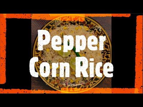 Pepper corn rice | Simple quick cooking recipe | Priyanka cooks | Under 10 mins | vegetarian