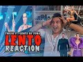 Thalia, Gente de Zona - Lento (Official Video REACTION) Reação