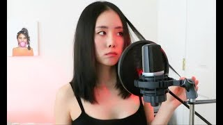 Iggy Azalea   Sally Walker | KOREAN RAP COVER By Grazy Grace