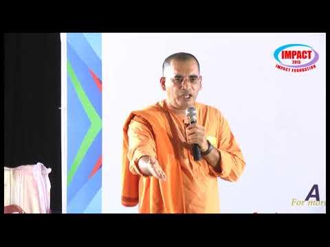 Yoga-Yagna|Swami Bodhamyananda|TELUGU IMPACT Hyd 2013-Part2