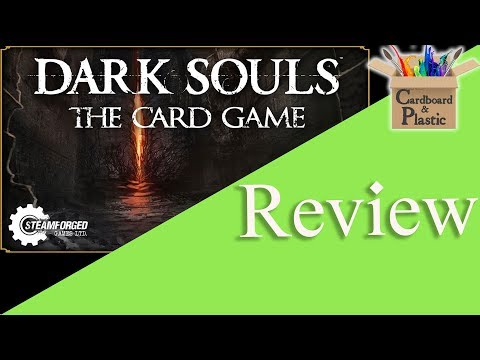 Dark Souls: The Card Game Video Review