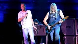 Steve Morse solo /  When a blind man cries - Deep Purple (Rzeszów - Hala Podpromie)