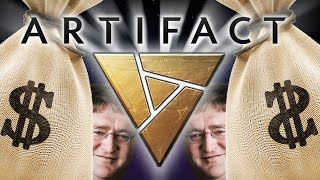 Artifact: A New Card Game by a Small Indie Developer Called Valve