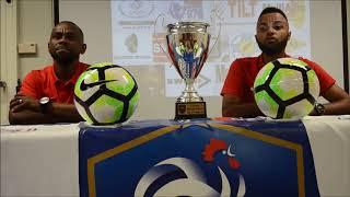 Conférence de presse Coupe Régionale de France