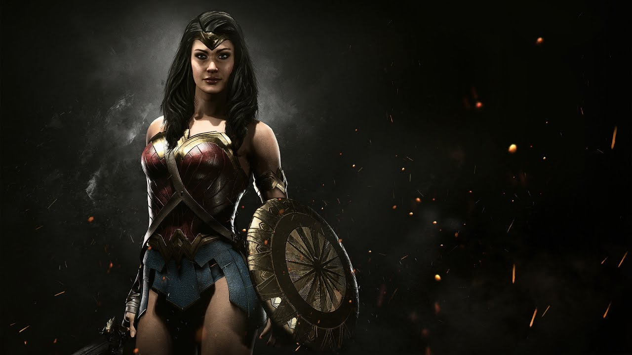 Injustice 2 - Wonder Woman Events