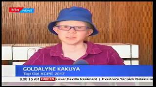 Top student in the KCPE 2017 examination to be feted by the Albinism Society of Kenya