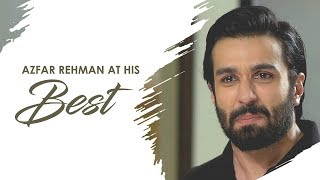 Azfar Rehman At His Best | Aatish | HUM TV | HUM Spotlight