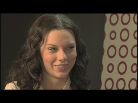 The Giver (Interview 'Taylor Swift')