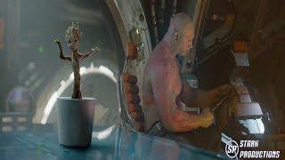 Guardianes De La Galaxia - I Want You Back (Groot Bailando) [4K-IMAX]