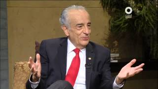 Conversando con Cristina Pacheco - Dr. Adolfo Martínez Palomo