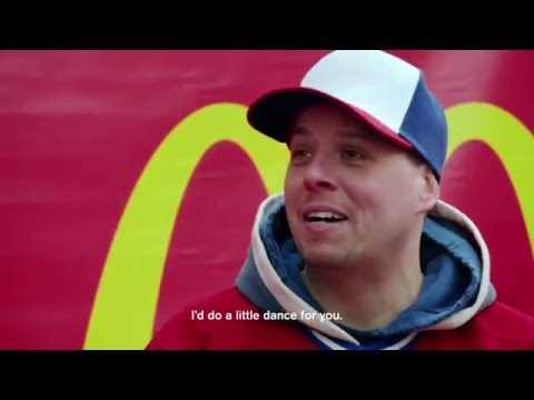 McDonald's Commercial for McDonald's Big Mac (2016) (Television Commercial)