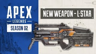 Apex Legends New Weapon – The L-STAR