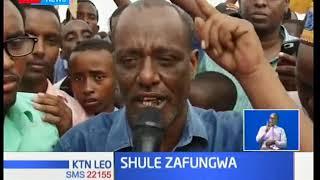 Hali ya elimu inaendelea kudorora  kaskazini mashiriki mwa Kenya huku shule zikifungwa