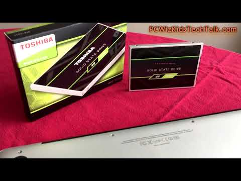✅Toshiba TR200 Solid State Drive 480GB SSD Review