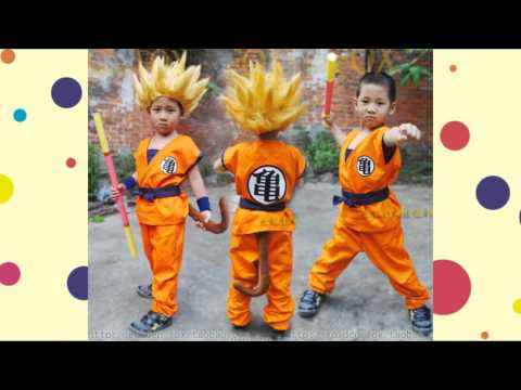 disfraces de dragon ball z para niños