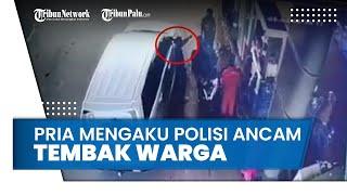 Pria Mengaku Polisi Ancam Tembak Warga Sipil di SPBU, Polda Banten Sebut Pelaku Bukan Anggota Polri