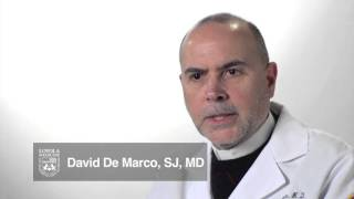 David De Marco, SJ, MD, joins Loyola as priest and physician