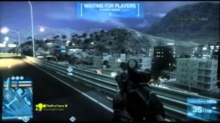 Battlefield 3: Tehran Highway Glitch (2013) - PC, XBOX 360 and PS3