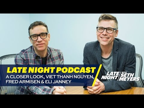 Late Night Podcast: February 10, 2017