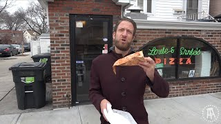 Barstool Pizza Review - Louie & Ernies (Bronx,NY)