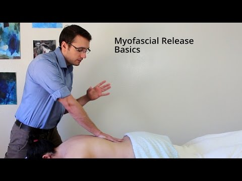Massage Technique Video: Myofascial neck spreading/stretching