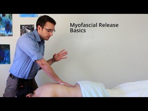 Massage Technique Video: Myofascial neck spreading/stretching